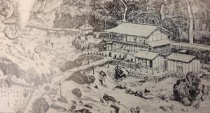 江戸時代の後楽館